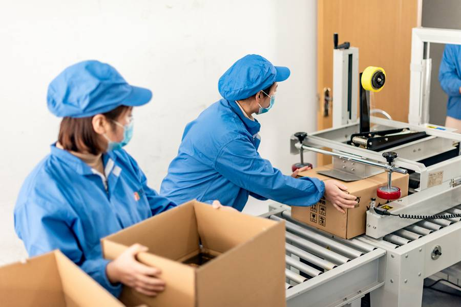 生产管理ERP系统