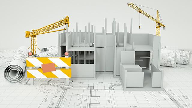 建筑施工ERP软件