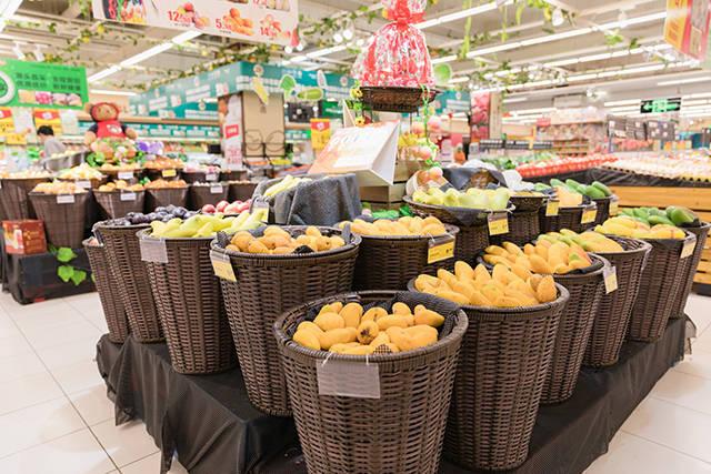 超市使用朗速采购管理软件的好处